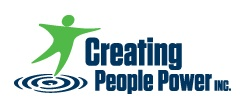 Creating People Power Inc. Logo